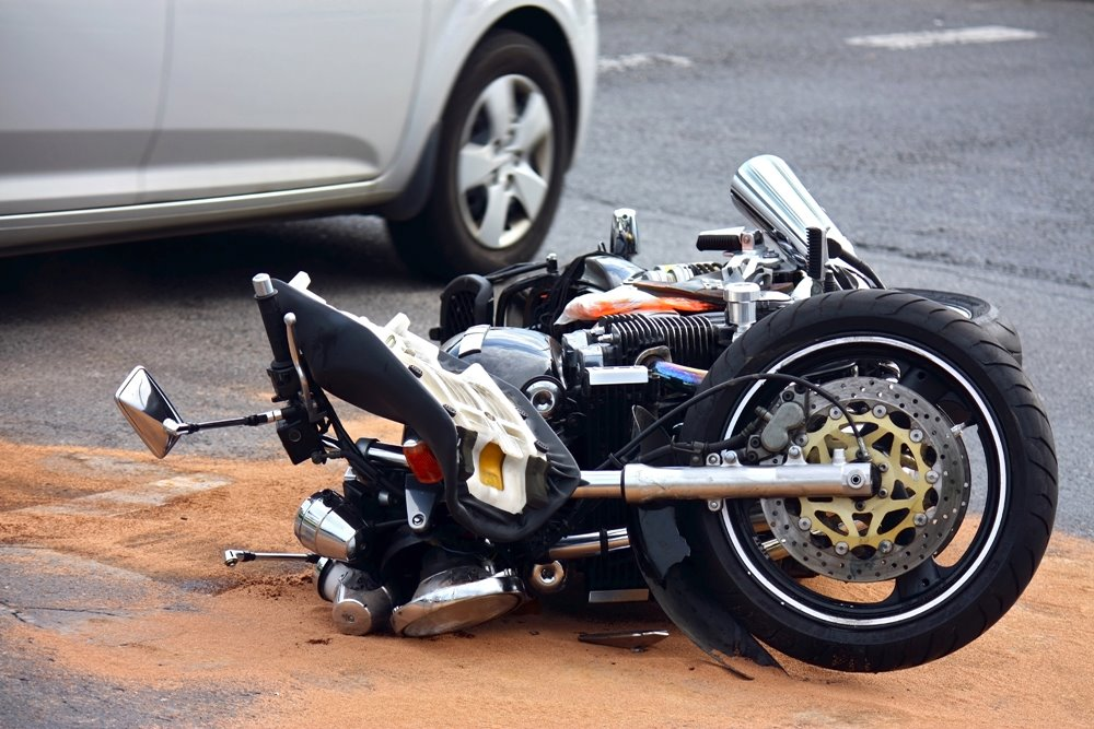 Stamford, CT – Motorcycle Accident at W Main St & Wilson St